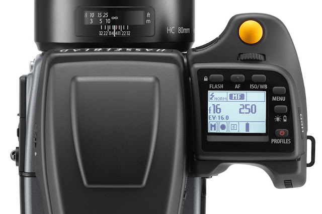 Hasselblad H6D-50c-100c and H6D Characteristics