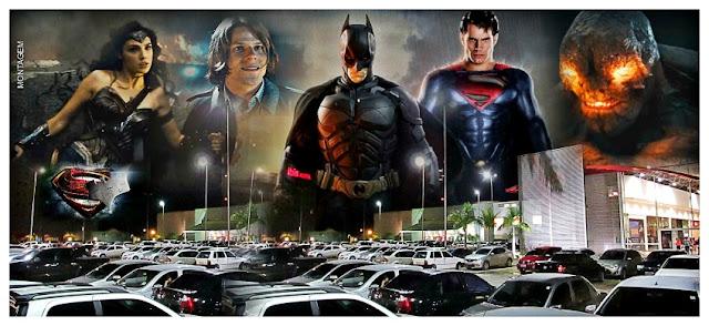 Batman VS Superman - A Origem da Justiça estreou batendo recordes