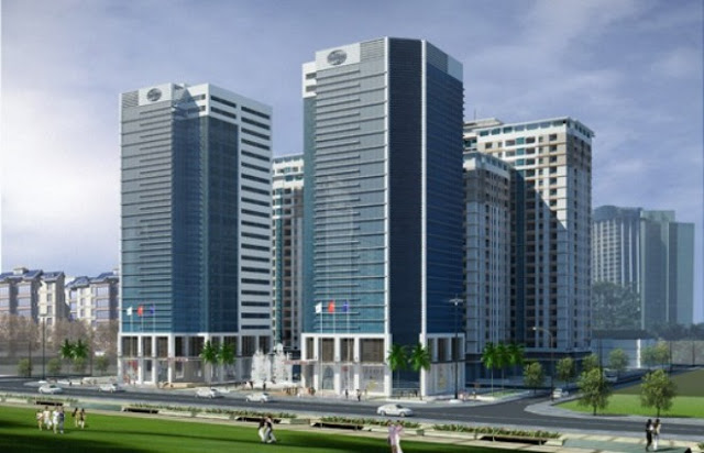 Phối cảnh dự án chung cư Imperia Sky Garden