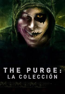 The Purge Coleccion DVD R1 NTSC Latino
