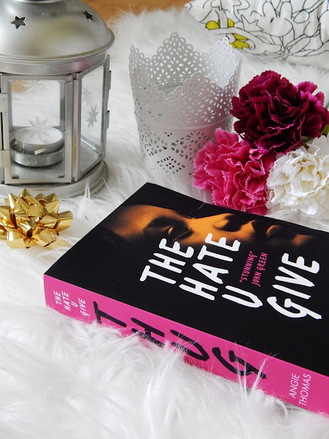 The Hate U Give Book Review | sprinkledpages