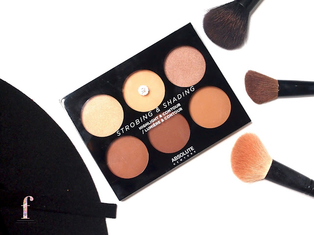 ABSOLUTE NEW YORK STROBING AND SHADING HIGHLIGHT AND CONTOUR PALETTE IN TAN TO DEEP can be used for every Indonesian skin tone, it has a medium yet build able pigmentation of color. It blends and spread out easily and evenly to give that natural contour result. the size that is efficient for a makeup train case and it has most of the useful colors.