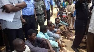 22 Suspects Arrested For Vandalizing Kaduna Solar Panel Street Lights