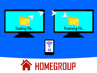 Cara Transfer File Antar Komputer Tanpa Flashdisk Menggunakan Homegroup