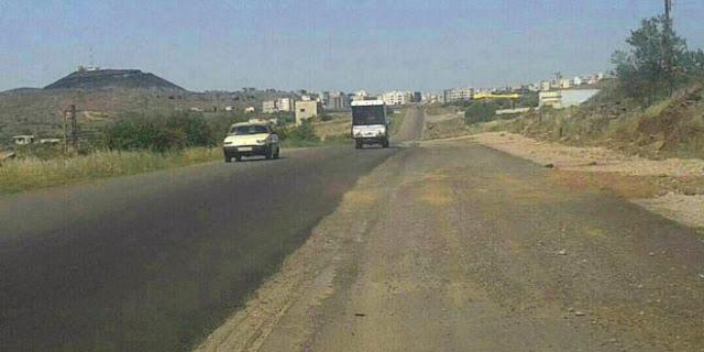 مطالبات للإسراع باستكمال أعمال توسيع طريق شهبا- مردك- سليم بالسويداء
