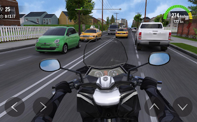 Download Mod Moto Traffic Race 2 v1.4 APK Gratis