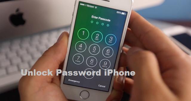 Cara Unlock iPhone Yang Terkunci Dengan 2 Cara
