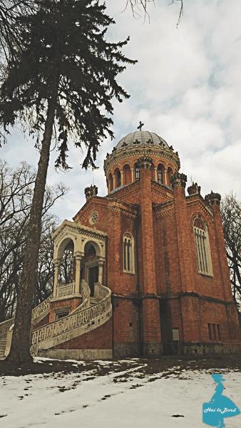 capela sfanta treime stirbey buftea