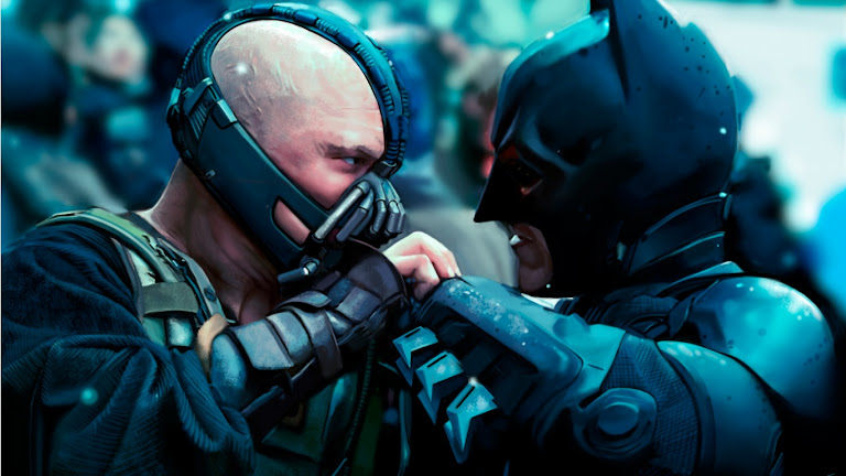 Bane Batman Dark Knight Rises HD Wallpaper