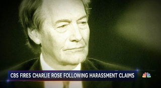 Charlie Rose fired by CBS, PBS and Bloomberg over sexual misconduct
