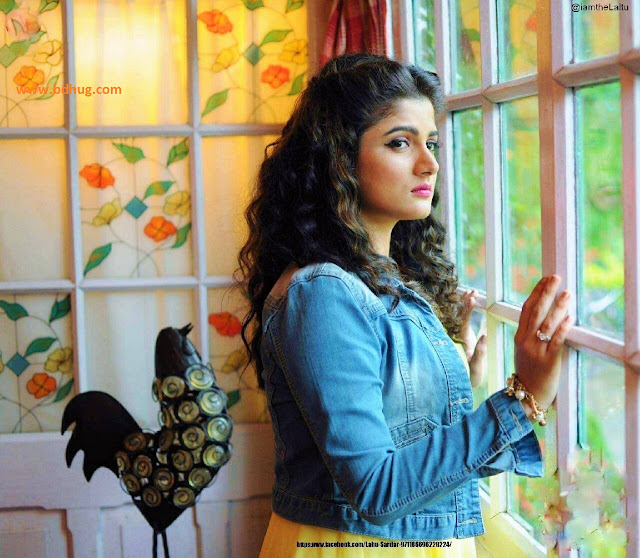 Srabanti Chatterjee Sudhu Tomari Jonno Movie