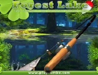 Gölde Balık Tutma - Forest Lake