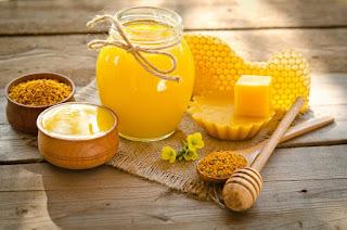 основные полезные свойства мёда
