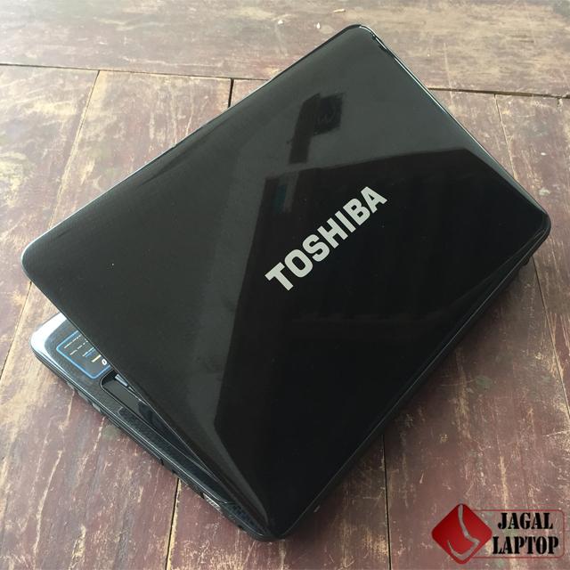 Laptop Second Toshiba