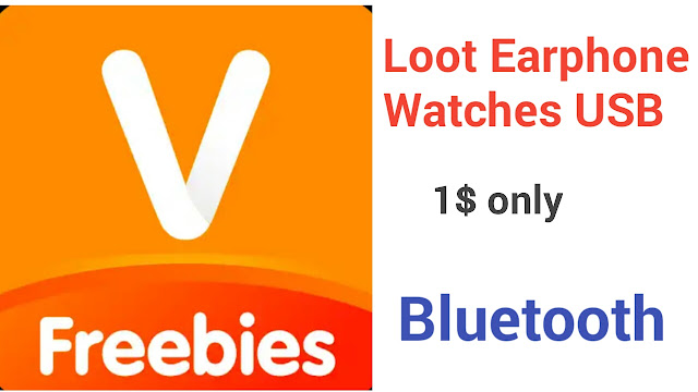 Vova App Loot -Free Earphones, Watches, USB Cable, Bluetooth Headset