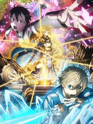 Sword Art Online: Alicization (21/50) | Carpeta contenedora | Sub español | Mediafire | Mega