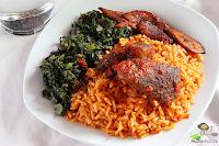 Nigerian Rice Recipes, Nigerian Rice meal ideas, coconut rice, nigerian rice, nigerian food tv, nigerian cuisine