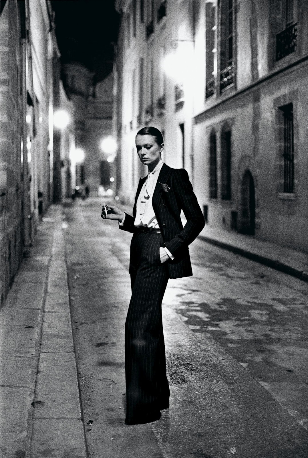 femme black paris