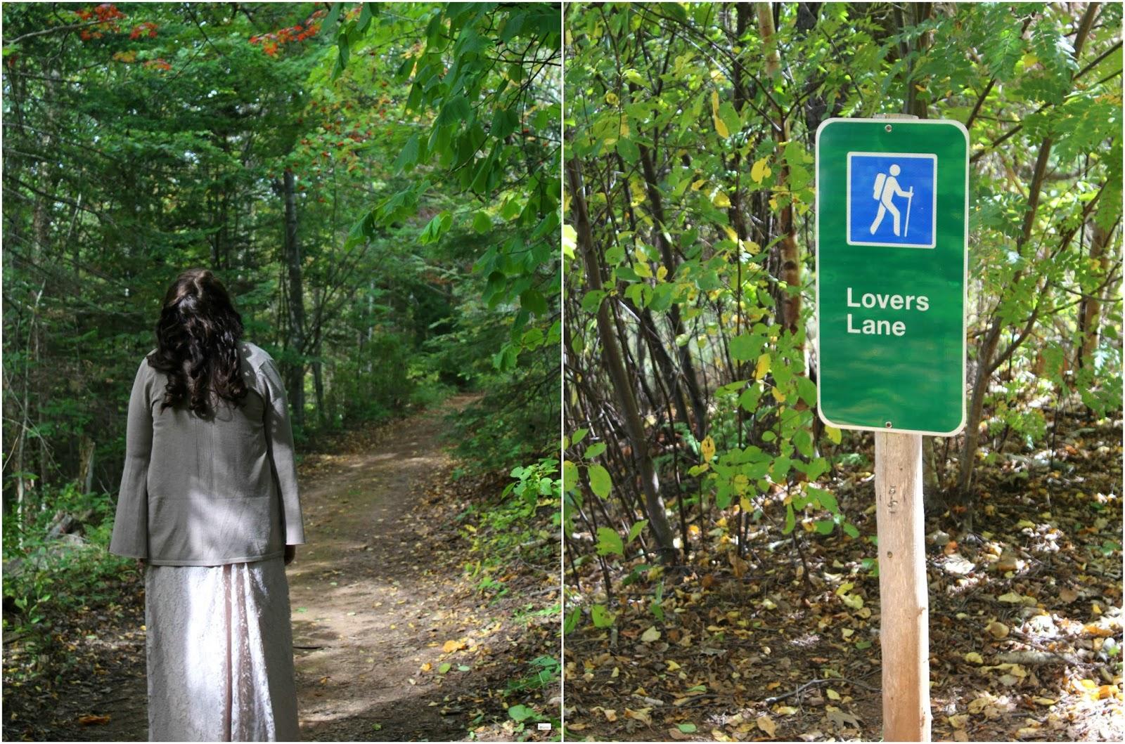 Lovers lane trails