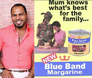 The Kid In the Famous Blue Band Pack Was Ramsey Nouah