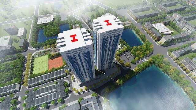 2. Công trình cấp 1 Quốc gia – Chung cư Osaka Complex