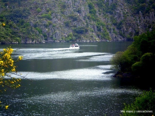 Ribeira Sacra, cañón del río Sil, Galicia