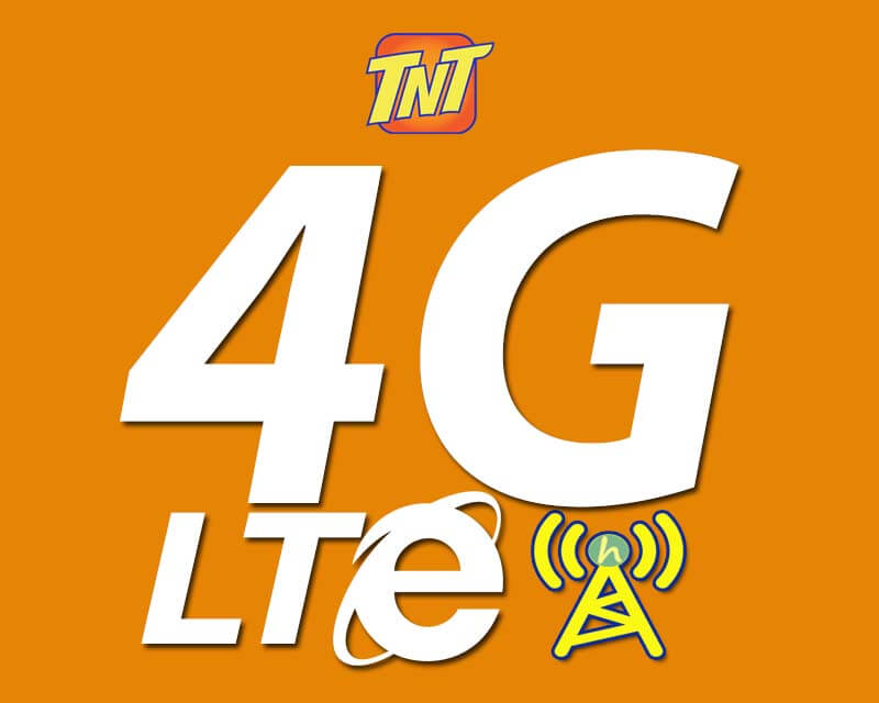 Tnt Lte Internet Promo Surfing From 1 Up To 30 Days Validity