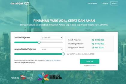 DanaBijak: Pinjaman Online Terbaik dan Cepat Cair