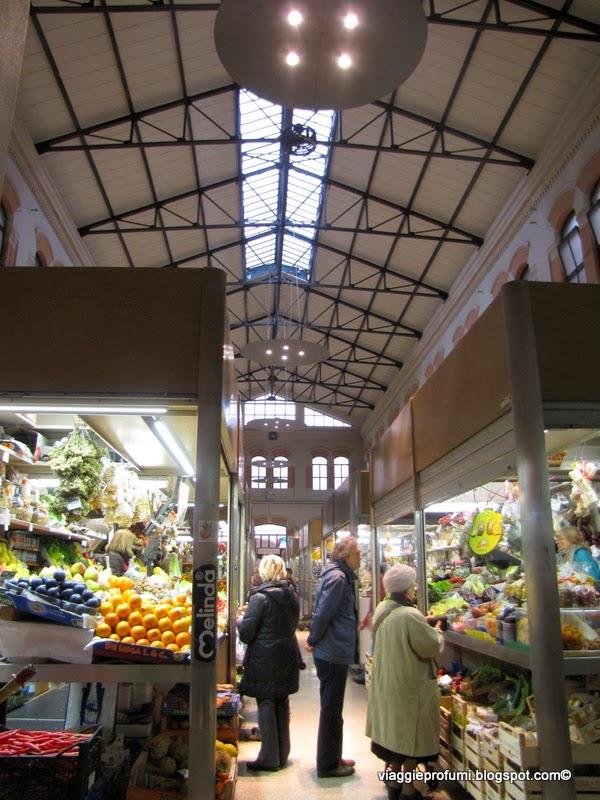 Bologna, Mercato delle Erbe