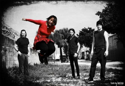 Submission Red - Untamed Ones 2012 Band Members