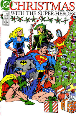Christmas with the Super-Heroes #1
