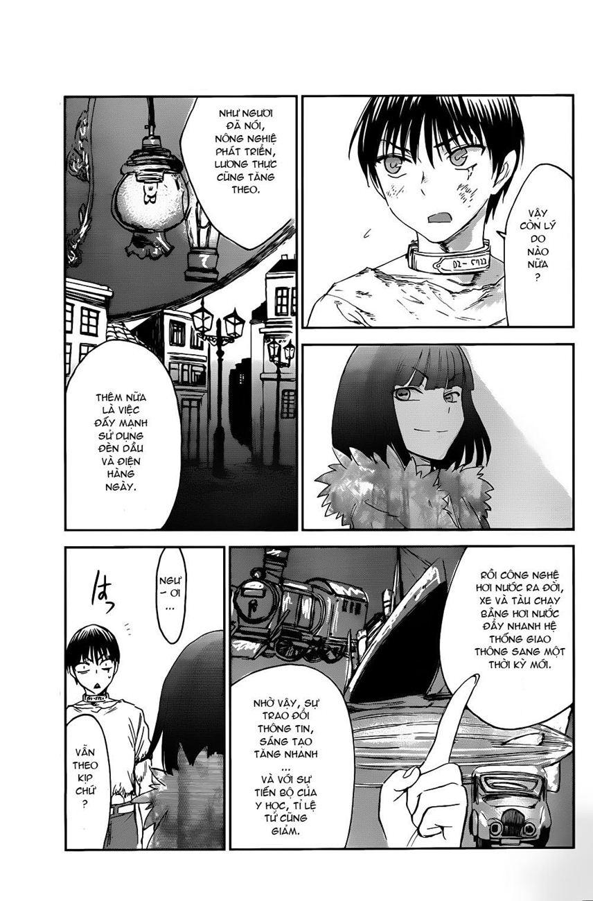Sugar Dark chap 3 trang 32