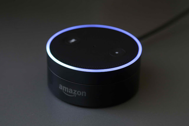 Amazon Alexa can Tell Trending on Twitter Reader