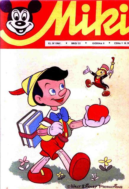 Miki 25 - Miki Maus