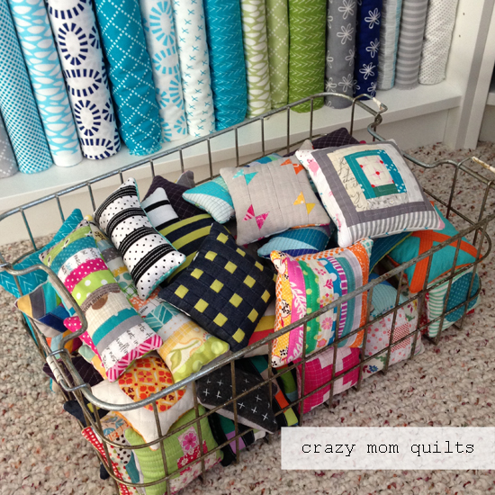 Crazy Mom Quilts January 2017