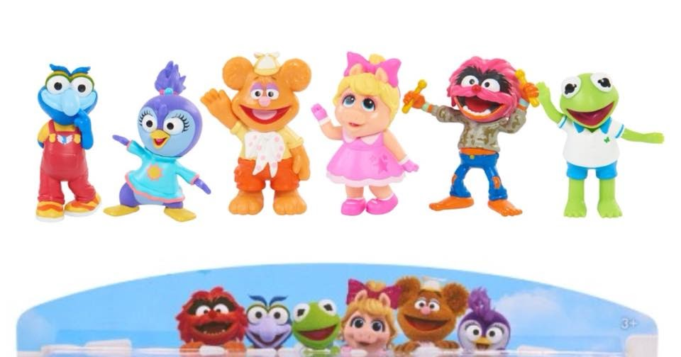 Muppet Stuff: More Muppet Babies Toys Coming Soon!