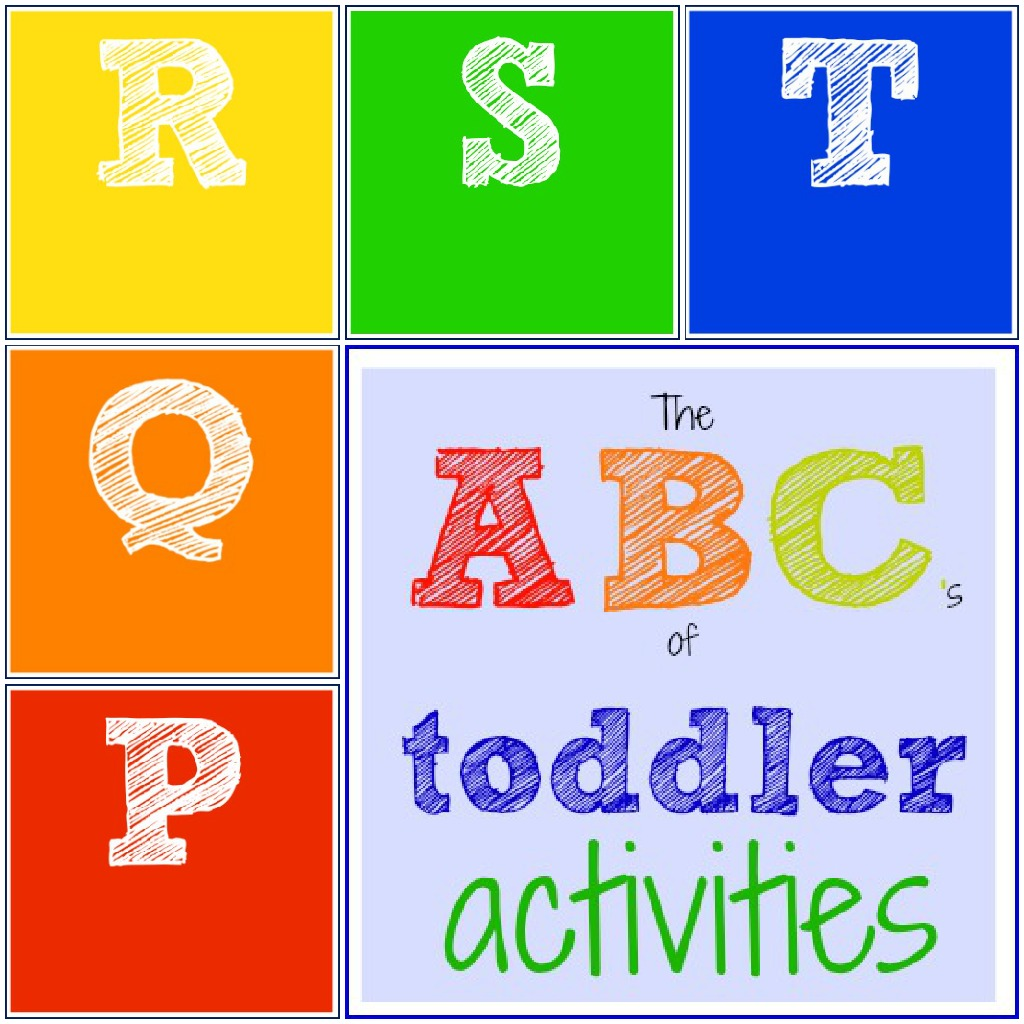 Toddler Approved The Abc S Of Toddler Activities P
