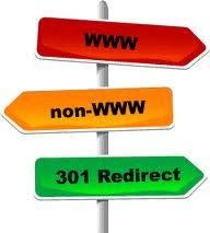 script cara membuat redirect link blog