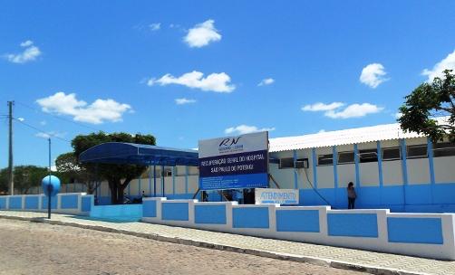 Resultado de imagem para fotos do hospital regional de sao paulo do potengi