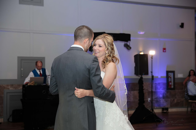 first dance at Noah's Event Venue in Auburn Hills Michigan