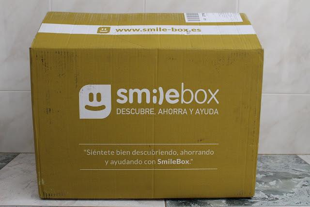 caja smilebox oro