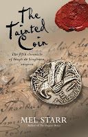 https://www.goodreads.com/book/show/14062412-the-tainted-coin