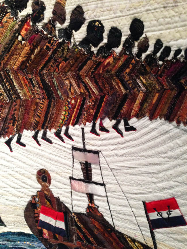 african american story quilts http://schulmanart.blogspot.com/2016/03/story-quilts.html @thebrucemusem by