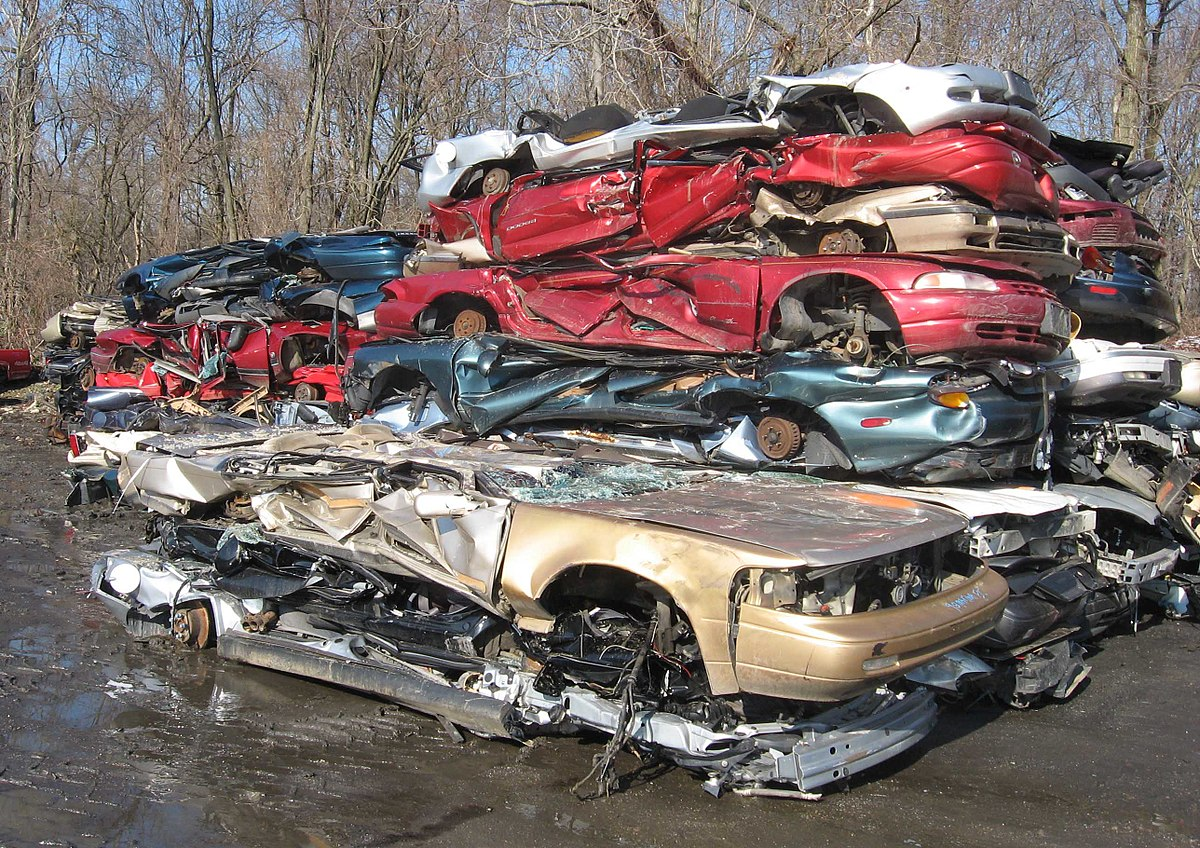 Learn How to Make the Most Money Off of a Junk Car - Club real and ...