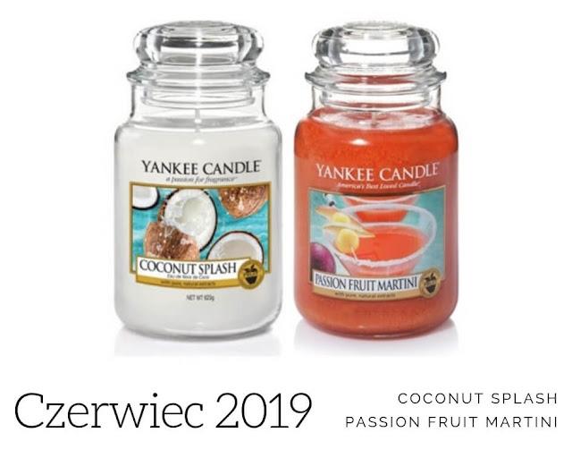 zapach miesiąca yankee candle czerwiec 2019