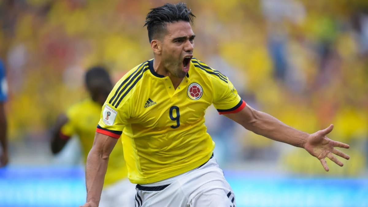 Falcao Optimistis Tatap Pertandingan Perdana Copa America