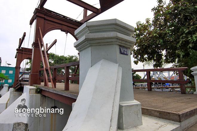 jembatan kota intan jakarta