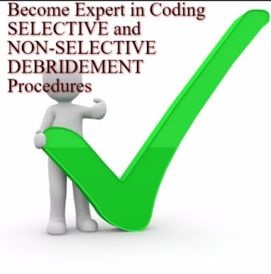Coding guidelines for CPT code 97597, 97598 and 97602