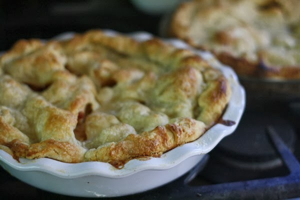 Diary Of A Locavore Apple Pie Elspeth - Baeras-con-pies