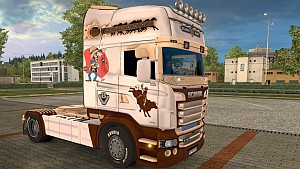 I Love Country Music Scania RJL